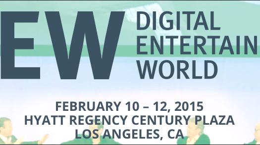 Digital Entertainment World (DEW) 2015 – Gaming, Tech & Marketing Breakdown by: Money Train