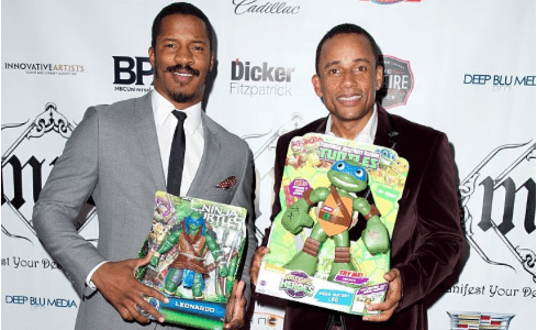 Urban Hollywood comes out for Hill Harper & Nate Parker Annual Manifest your destiny toy drive