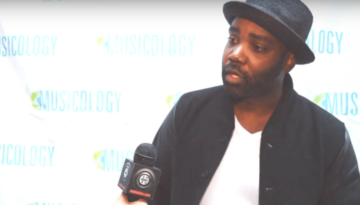 Eesean Bolden talks shop at I Am Musicology