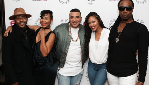 La'Myia Good and celebrity friends come out for 1st Femme Fragrance Launch