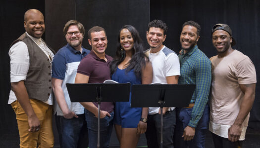 Spamilton – Cast Announced & Rehearsals Begin