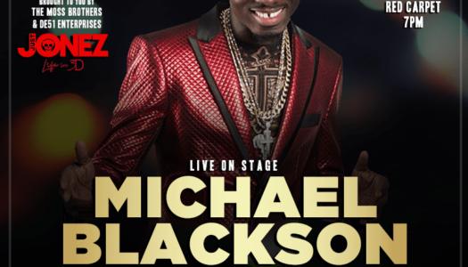 The Mic Live — 5 YR Anniversary Celebration w/Michael Blackson!
