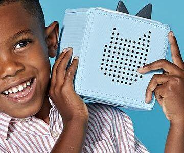 CES 2021 – tonies, Screen-Free Audio Entertainment Box